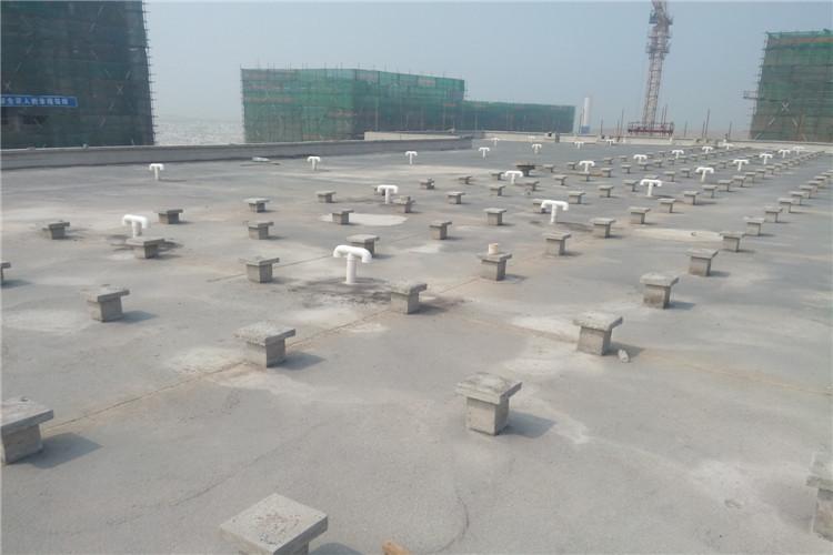 位于葫芦岛的绥中港区辅建区工程,主要包括办公楼,宿舍楼等单体工程