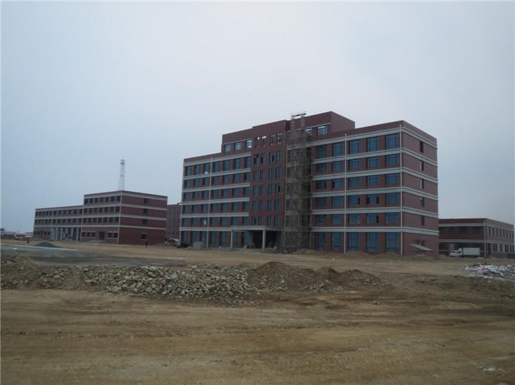 葫芦岛绥中港区通用码头辅建区工程